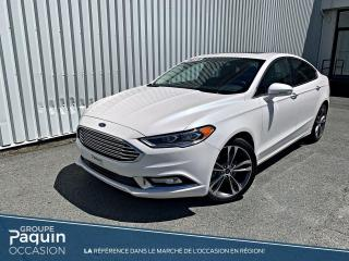 Used 2018 Ford Fusion Titanium AWD TRACTION INTEGRALE for sale in Rouyn-Noranda, QC