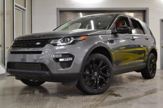 Used 2016 Land Rover Discovery Sport Hse Luxury Rare for sale in Laval, QC