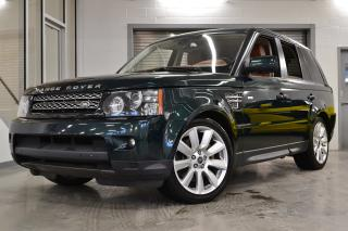 Used 2013 Land Rover Range Rover Sport Hse Luxury V8 Rare for sale in Laval, QC