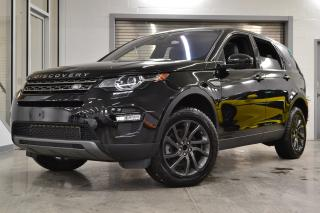 Used 2017 Land Rover Discovery Sport Se Toit + Nav for sale in Laval, QC