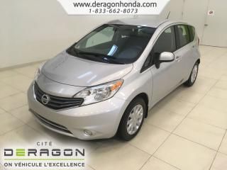 Used 2014 Nissan Versa Note S for sale in Cowansville, QC