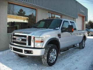 Used 2008 Ford F-250 4 RM,cabine multiplace 158 po,FX4 for sale in Repentigny, QC