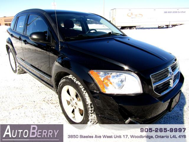 2012 Dodge Caliber SXT - 2.0L - FWD