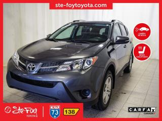 Used 2015 Toyota RAV4 Le Awd Sièges Ch for sale in Québec, QC