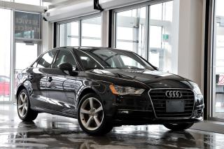 Used 2016 Audi A3 1.8t Komfort Toit for sale in Vaudreuil-Dorion, QC