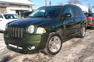 Used 2008 Jeep Compass Sport for sale in Mississauga, ON
