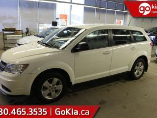 Used 2014 Dodge Journey CANADA VALUE PACKAGE; KEYLESS ENTRY, PUSH BUTTON START, CRUISE CONTROL, A/C AND MORE for sale in Edmonton, AB