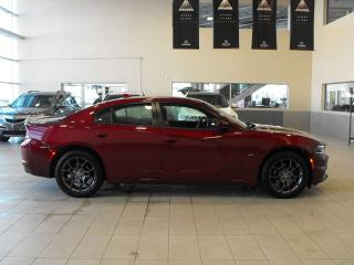 Used 2018 Dodge Charger GT AWD Sunroof Remote Start for sale in Red Deer, AB