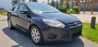 Used 2013 Ford Focus SE SEDAN for sale in West Kelowna, BC