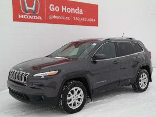 Used 2015 Jeep Cherokee North 4WD for sale in Edmonton, AB