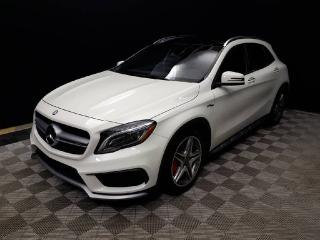Used 2017 Mercedes-Benz GLA 45 45 AMG | AWD | NAV | Sport Exhaust for sale in Edmonton, AB