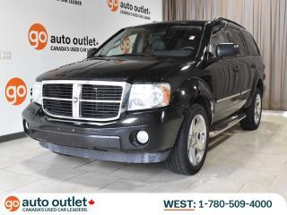 Used 2009 Dodge Durango SLT 4WD; LEATHER HEATED SEATS, DVD W/HEADPHONES, SUNROOF! for sale in Edmonton, AB