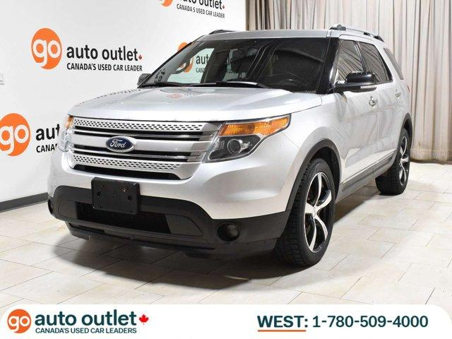 77ceea17f3 Used 2013 Ford Explorer XLT 4WD  LEATHER