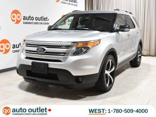 Used 2013 Ford Explorer XLT 4WD; LEATHER, HEATED SEATS, POWER LIFTGATE BACKUP CAMERA, SUNROOF for sale in Edmonton, AB