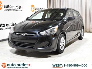 Used 2017 Hyundai Accent GL Auto Heated Seats for sale in Edmonton, AB