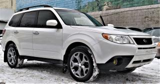 Used 2010 Subaru Forester XT Limited w/Multimedia Option for sale in Etobicoke, ON