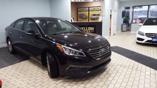 Used 2015 Hyundai Sonata 2.4L GL//LEATHER/BACKUP CAMERA/$14500 for sale in Brampton, ON
