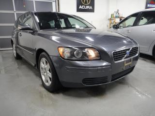 Used 2005 Volvo V50 2.4L,ONE OWNER,ALL SERVICE RECORDS for sale in North York, ON
