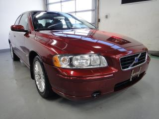 Used 2005 Volvo S60 2.5L,NO ACCIDENT,SERVICE RECORDS for sale in North York, ON