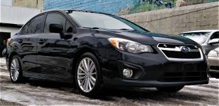 Used 2014 Subaru Impreza Premium for sale in Etobicoke, ON