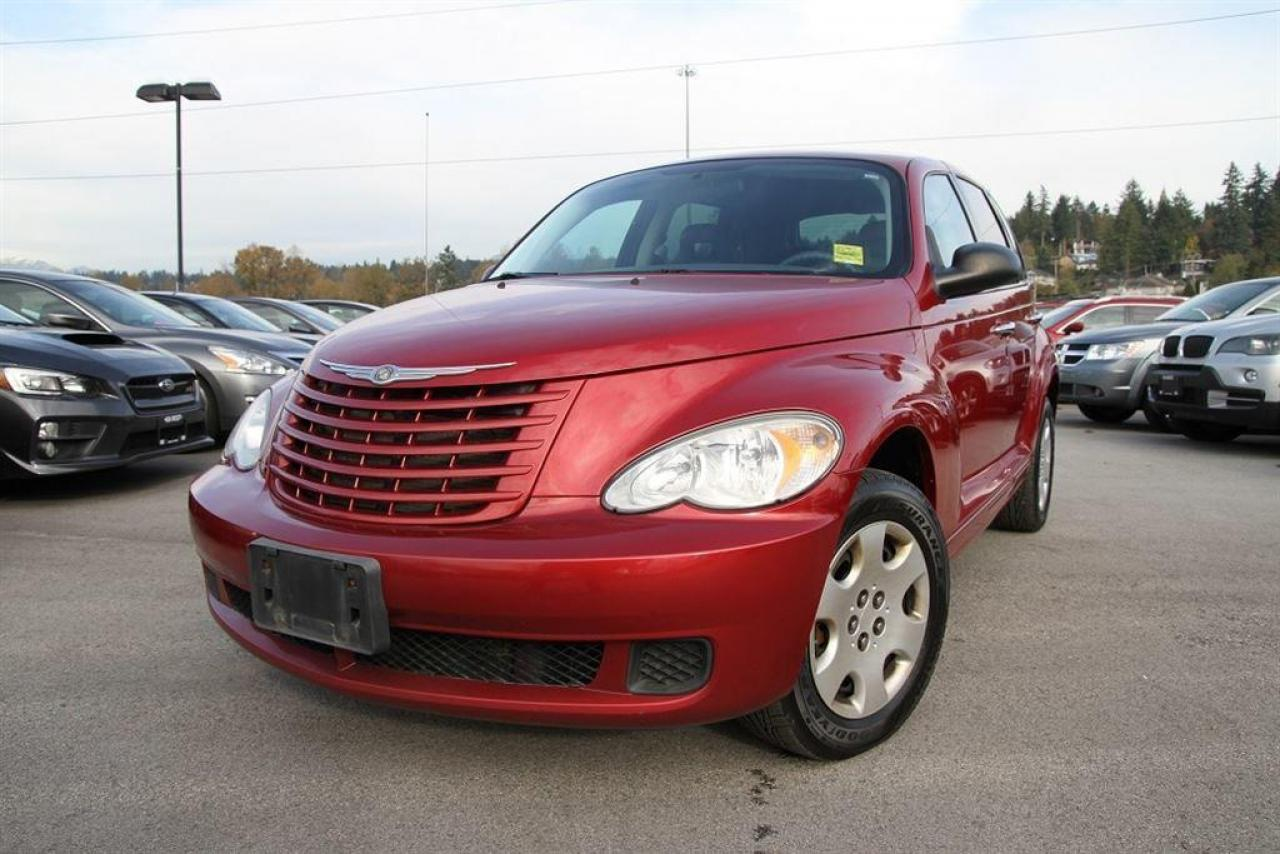 2009 Chrysler PT Cruiser AC/AUTO/PL/PW/CD