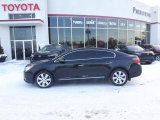 Used 2012 Buick LaCrosse all wheel drive for sale in Pembroke, ON