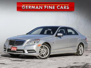 Used 2012 Mercedes-Benz E-Class E350 4MATIC**NAVIGATION, BACK UP CAM, 66,000** for sale in Bolton, ON