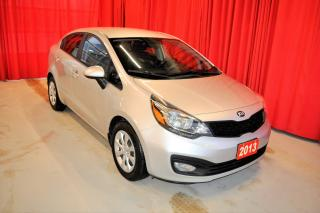 Used 2013 Kia Rio LX+ | One Owner | Bluetooth for sale in Listowel, ON
