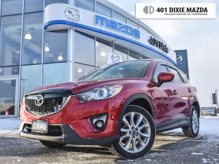 Used 2014 Mazda CX-5 GT AWD at, NO ACCIDENTS, FINANCE AVAILABLE for sale in Mississauga, ON