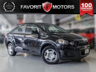 Used 2015 Chevrolet Sonic LT Auto | BACKUP CAM | POWERED FEATURES for sale in North York, ON