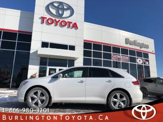 Used 2016 Toyota Venza V6 for sale in Burlington, ON