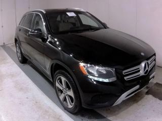 Used 2017 Mercedes-Benz GLC 300 Navigation.Panoramic Roof. 4-Matic for sale in Etobicoke, ON