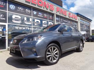 Used 2015 Lexus RX 350 Sportdesign. NAVIGATION.AWD.REAR VIEW CAM for sale in Etobicoke, ON