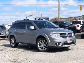 Used 2018 Dodge Journey *GT*NAV*AWD*S/Roof*DVD*Leather* 7 Pass for sale in Mississauga, ON