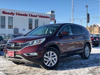 Used 2015 Honda CR-V EX-L | LEATHER | SUNROOF | REAR CAMERA for sale in Mississauga, ON