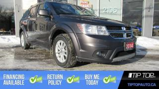 Used 2014 Dodge Journey SXT ** 7 Passenger, 3.6L V6, Great Options ** for sale in Bowmanville, ON