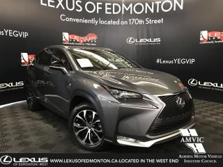 Used 2015 Lexus NX 200t F SPORT SERIES 2 for sale in Edmonton, AB