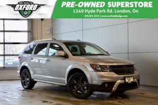 Used 2018 Dodge Journey Crossroad - AWD, Great family vehicle, 7 Passenger for sale in London, ON