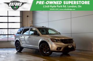Used 2015 Dodge Journey SXT - Black Top Edition, One Owner, Low KMs for sale in London, ON