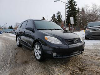Used 2007 Toyota Matrix XR-SUNROOF-LOW KM-LOW Monthly PAYMENTS!! for sale in Edmonton, AB