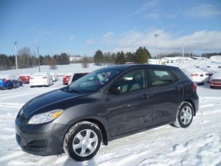 Used 2010 Toyota Matrix - for sale in East broughton, QC