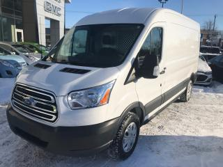 Used 2017 Ford Transit Sliding Pass-Side for sale in St-Hyacinthe, QC