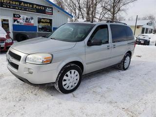 Used 2007 Chevrolet Uplander Uplander Safetied 157k we finance LT1 for sale in Madoc, ON