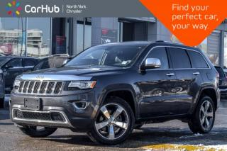 Used 2015 Jeep Grand Cherokee Limited|Luxury.Pkg|PanoSunroof|BackupCam|Nav for sale in Thornhill, ON