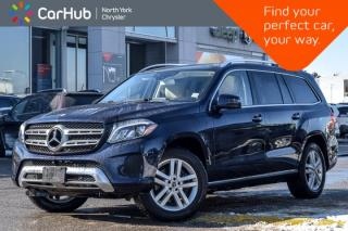 Used 2017 Mercedes-Benz GLS 450|AWD|Smartphone.Tech.Pkgs|Memory.Pkg|Pano_Sunroof|19