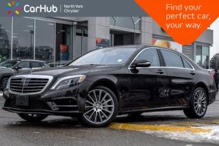 Used 2016 Mercedes-Benz S-Class S 550|AWD|Memory.Pkgs|Keyless.Go.Pkg|Pano_Sunroof|20