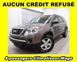 Used 2010 GMC Acadia Mags A/c 8 for sale in St-Jérôme, QC
