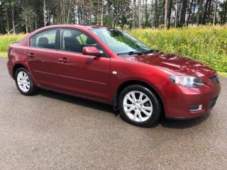 Used 2008 Mazda MAZDA3 Toit ouvrant for sale in Mirabel, QC