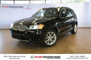 Used 2013 BMW X3 xDrive28i for sale in Vancouver, BC