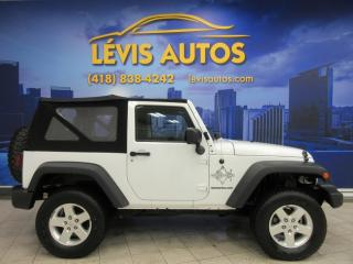 Used 2014 Jeep Wrangler Sport Awd for sale in Lévis, QC